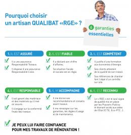 Qualibat checklist rge